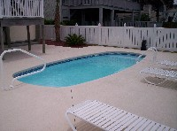 Palm Beach Fiberglass Pool