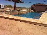 Woodbridge Fiberglass Pool